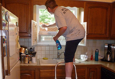 Spring Cleaning is important as it gives your home a deep clean