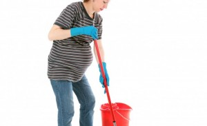 cleaning during pregnancy cleaning mop