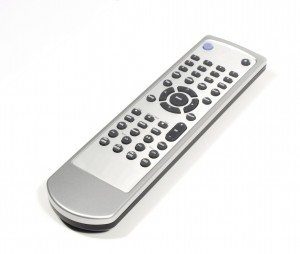 dirtiest places in your home remote
