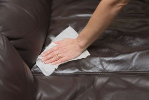 cleaning leather sofa clean_leather