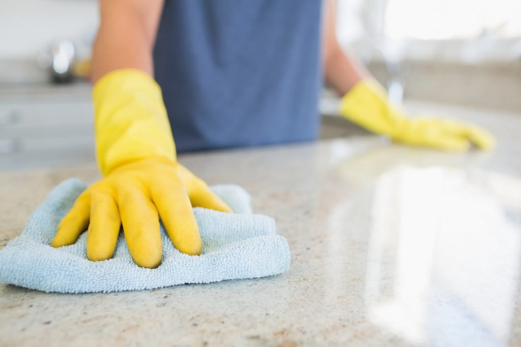 cleaning by EOT