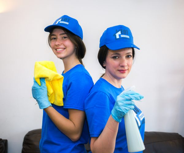 EOT Cleaning by Dedicated Staff