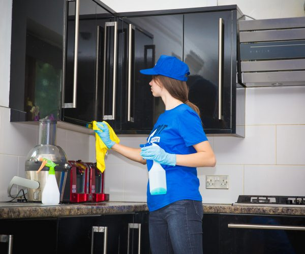Commercial EOT Cleaning in London