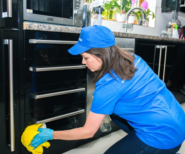 Domestic cleaning service in London