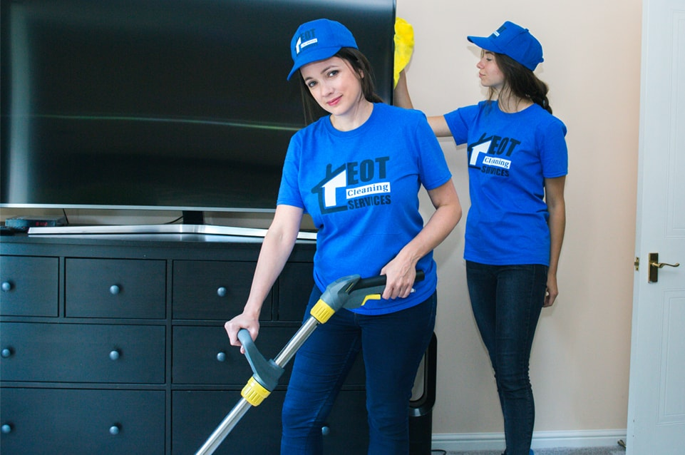 London Lounge cleaning services