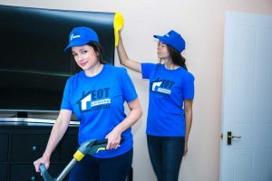spring cleaning services in london