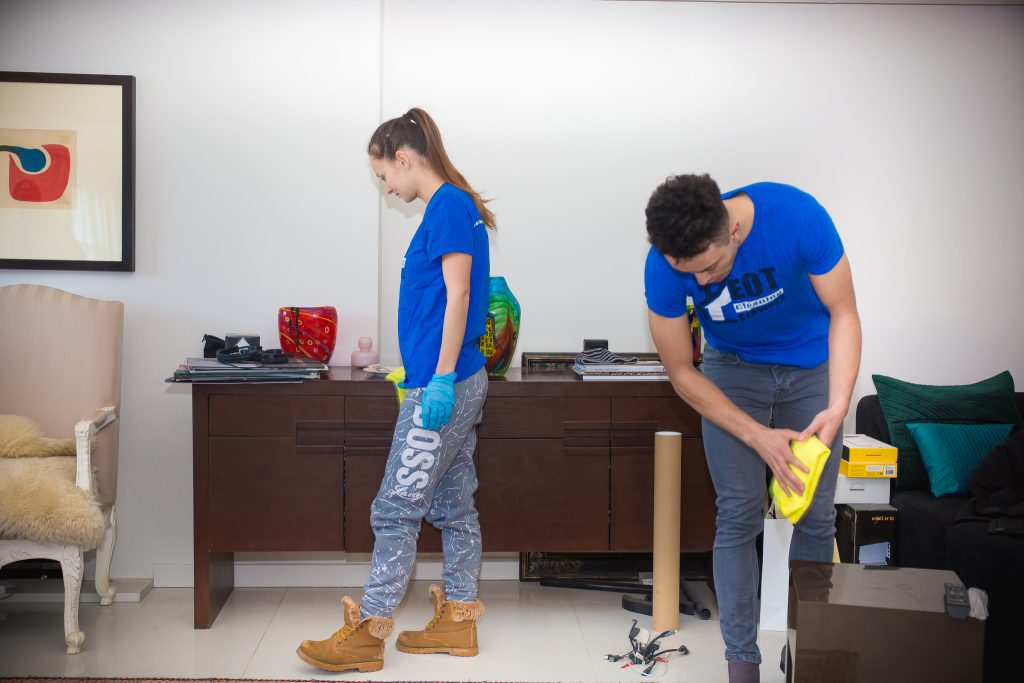 best office cleaning london