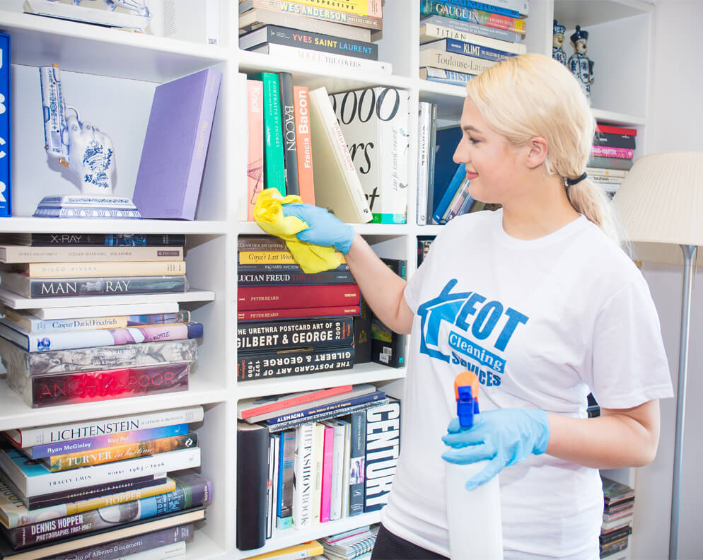 Airbnb Cleaning Services In London