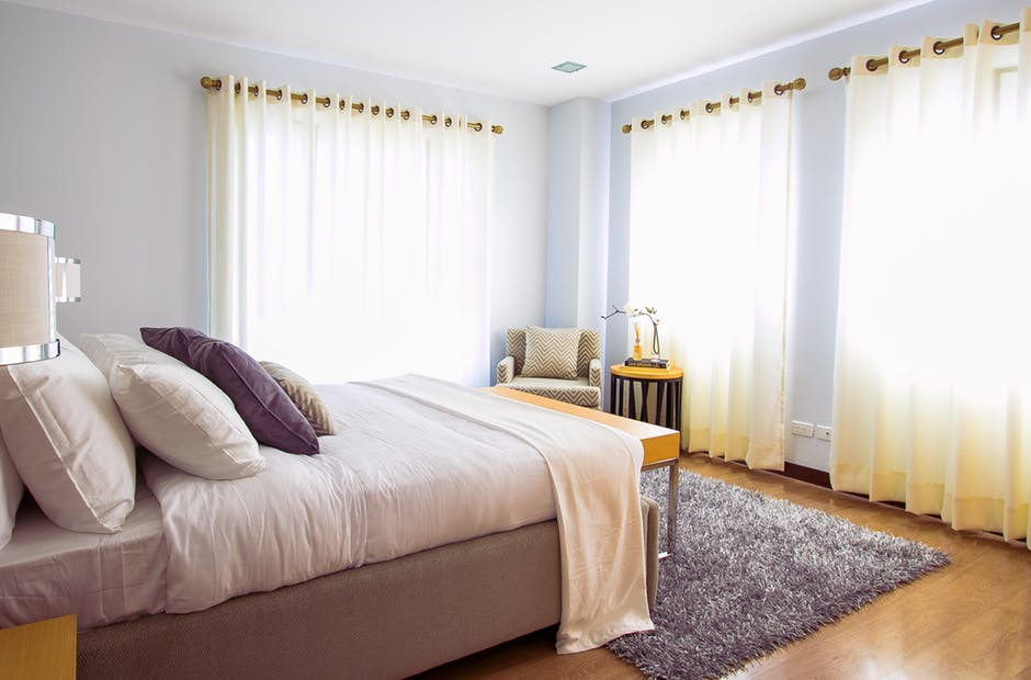 bedroom cleaning in london