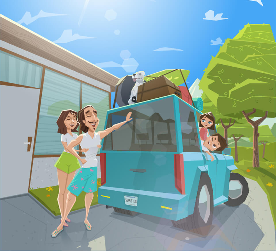 Holiday Rental Cleaning Services