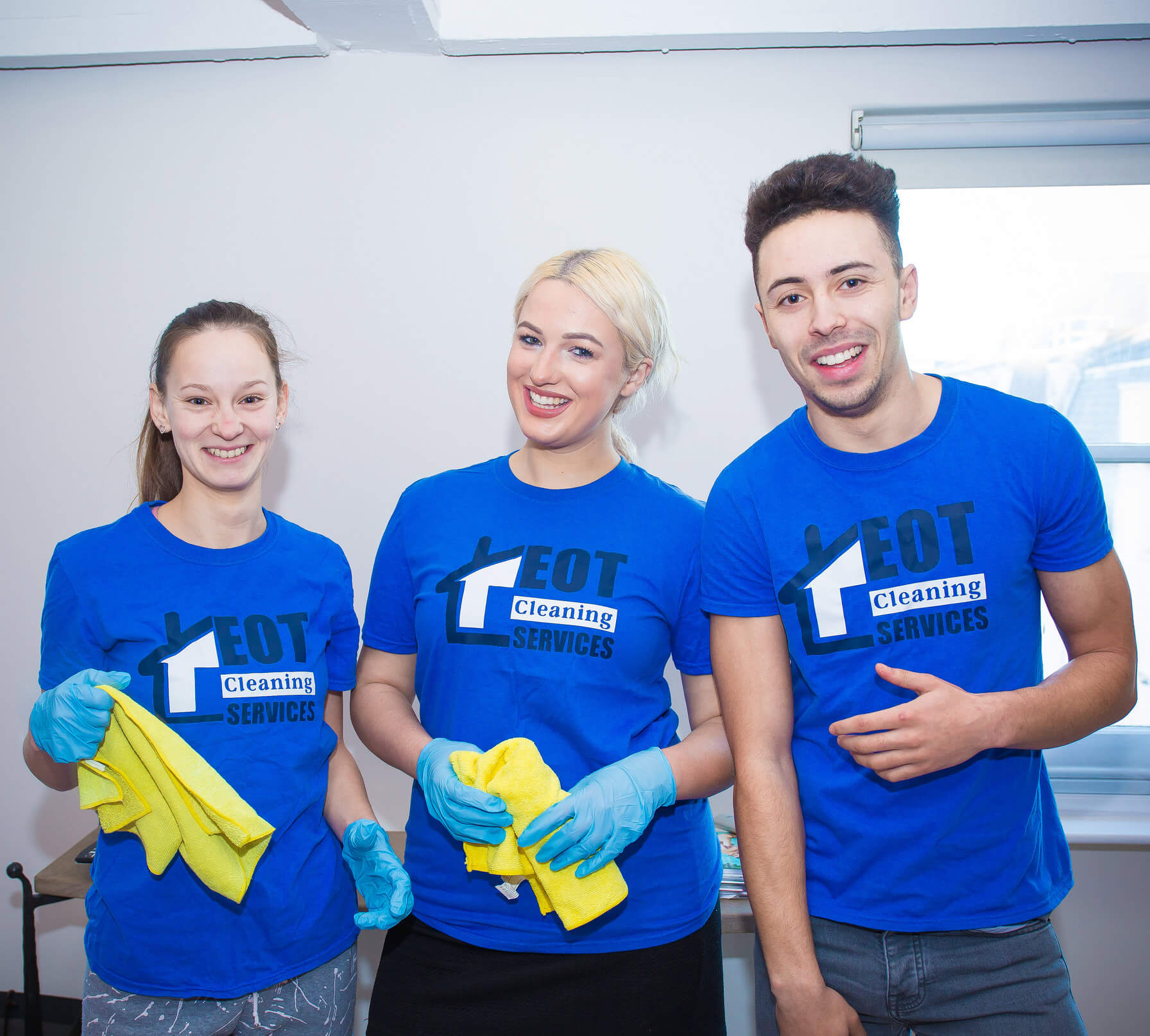 Cleaning Services in fulham