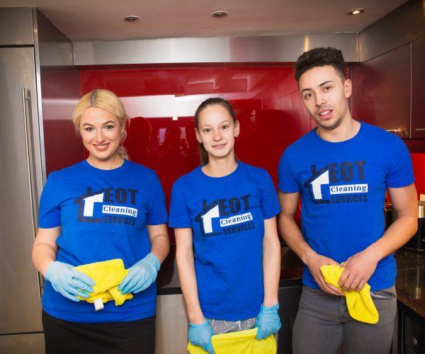 End Of Tenancy Cleaning Team