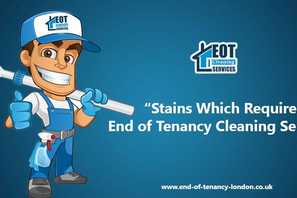 Stains Which Require Professional Cleaning Service