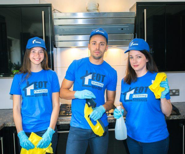 Helping Landlords Clean