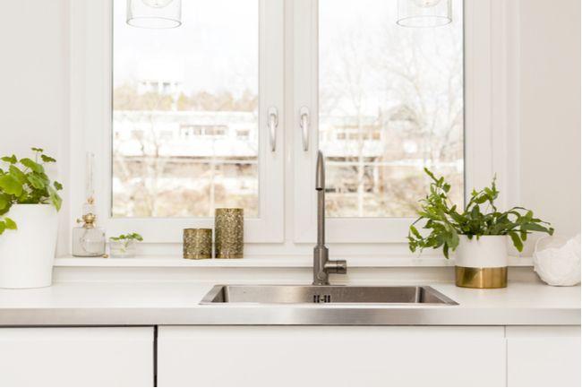 chemical-free sink